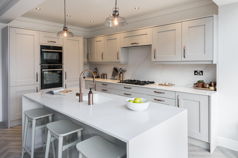 Beautiful Kitchen Case Study By Sheraton Interiors