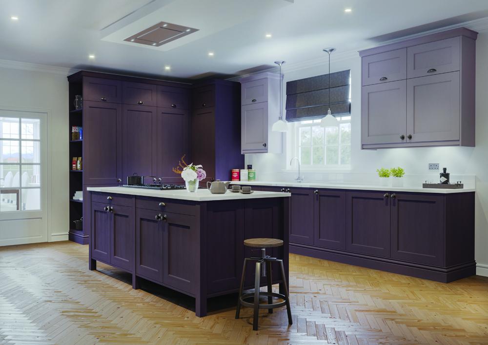 Georgian Damson & Lavender