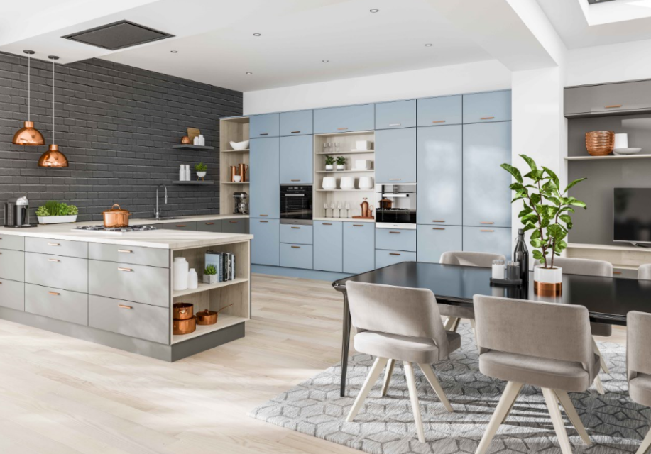 Top 5 Tips For The Best Broken Plan Kitchen Design